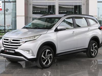 Buy Sell Any Toyota Rush Car Online 7 Used Cars For Sale In Uae