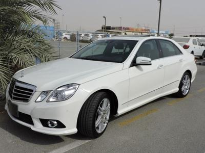 Mercedes-Benz E-Class 2010 E 550 fresh import japan