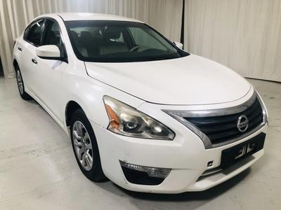 Nissan Altima 2015 Nissan Altima 2.5 S 2015 GCC only 26500
