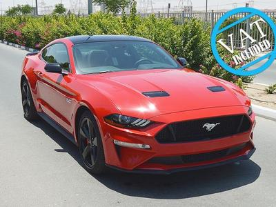 Ford Mustang 2018 2018 Ford Mustang GT Premium, 5.0 V8 GCC with...