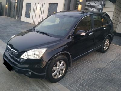 Honda CR-V 2008 Honda CRV in very good condition GCC sunroof