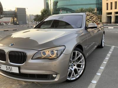 BMW 7-Series 2012 750li 2012 very low mileage with great condit...