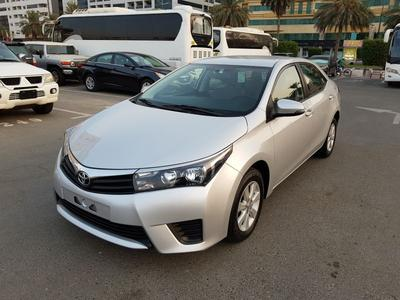 Toyota Corolla 2015 corolla 2.0 SE with revers camera and cruise ...
