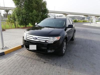"""Ford Edge 2007 Top of the line GCC """"AWD"""" FORD EDGE with low ..."""