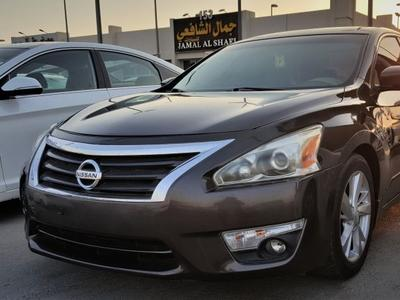 Nissan Altima 2015 NISSAN ALTIMA 2015 2.5 sv FULL OPTION