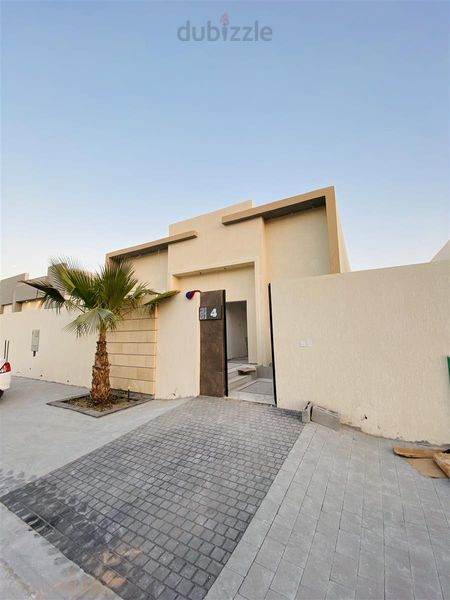Property for Sale photos in Al Zahya: For sale, villa in Ajman, super deluxe finishing, with bank - 1
