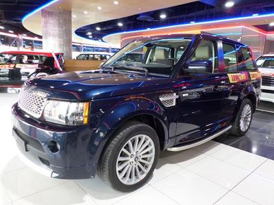 "Land Rover Range Rover Sport 2013 FULLY LOADED! 2013 RANGE ROVER SPORT 4X4 ""V8,..."