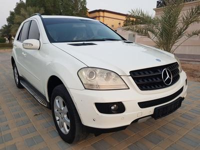 مرسيدس بنز الفئة-M 2008 Mercedes Ml350 2008 model, Only 120.000 kms, ...