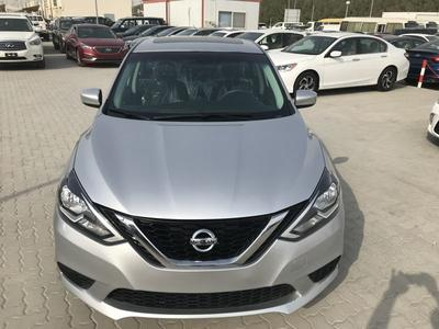 نيسان سينترا 2017 Nissan Sentra 2017 full sunroof سنترا فل اوبش...