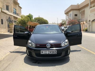 Volkswagen GTI 2012 Full option GTI GCc In a Good condition