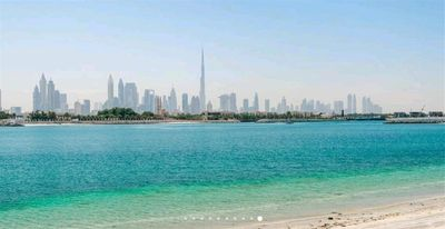 Property for Sale photos in Pearl Jumeirah: Direct Garden Facing Plot ,  Call Pearl Jumeirah Specialist for Plots buying . - 1