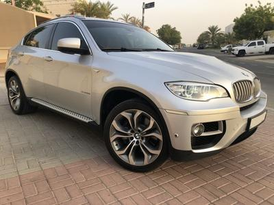 BMW X6 2013 50i BMW X6 (v8) with service plan till 2024