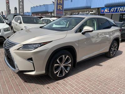 Lexus RX-Series 2018 Rx 350 platinum brandnew condition