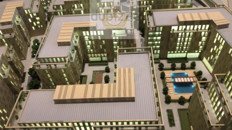 Property for Sale photos in Al Mamsha: Buy now and get furniture free - 1