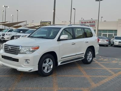 Toyota Land Cruiser 2013 VXR V8