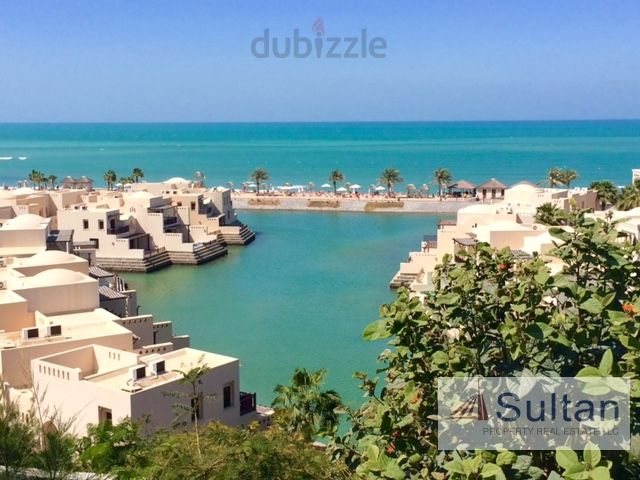 Property for Rent photos in Cove: Luxuries Villa 1BR Full Sea View -Resorts Cove Rotana - 1