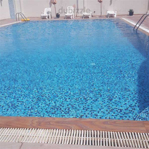 Property for Rent photos in Khalifa City A: Offering 6 BR Fantastic Villa w Pool - 1