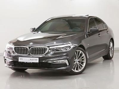 BMW 5-Series 2018 BMW 5 SERIES 530i Luxury Line(REF NO. 14842)