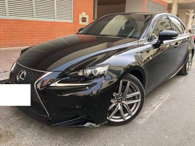 Lexus IS-F 2014 GCC LEXUS IS 350F SPORT 2014 ONLY 60000KM FUL...