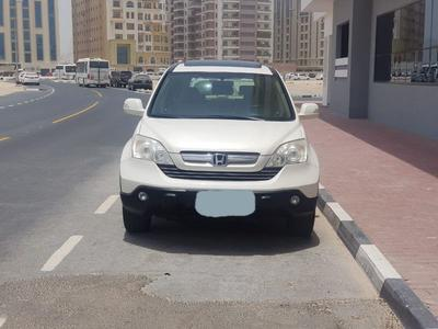 هوندا CR-V 2008 Full Agency maintained Honda Crv 2008 in exce...