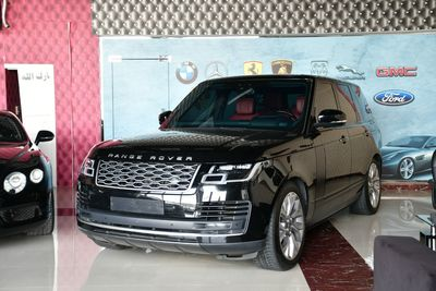 لاند روفر رينج روفر 2018 Range Rover Se super charge GCC