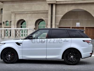 Land Rover Range Rover Sport 2015 Range rover sport, under warranty, all servic...