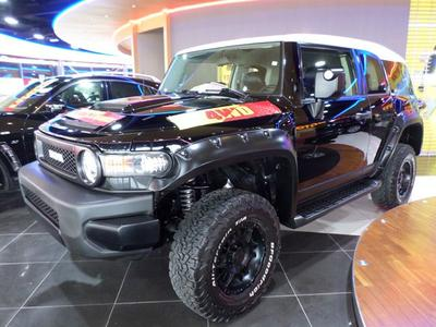 Toyota FJ Cruiser 2016 2016 FJ CRUISER X-TREME 5YRS UNLIMITED KMS DE...