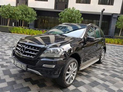 مرسيدس بنز الفئة-M 2011 2011 Mercedes ML350 Grand Edition