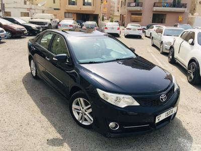 Toyota Camry 2013 Toyota Camry SE+full option Gcc specs sunroof