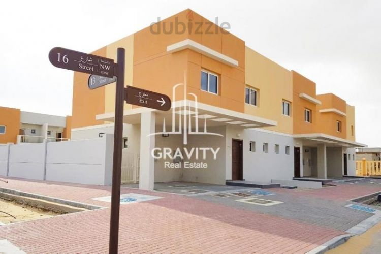 Property for Sale photos in Al Samha: HOT DEAL! Move in ready 2BR Corner Villa - 1
