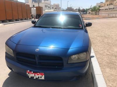 دودج تشارجر 2009 DODGE CHARGER, V6, GCC BUILT