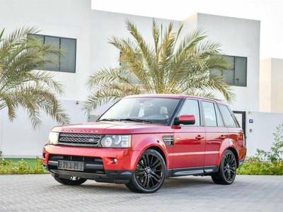 لاند روفر رينج روفر سبورت 2013 Unique Range Rover Sport HSE - Fully Serviced...