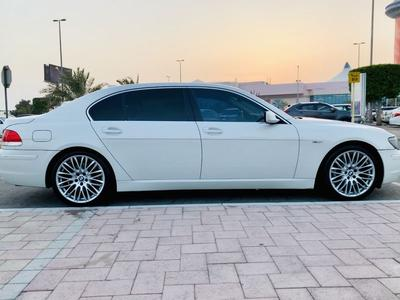 BMW 7-Series 2008 Bmw 750 LI-2008 very clean with full service ...