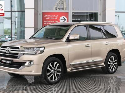 Toyota Land Cruiser 2019 Toyota Land Cruiser 4.6 GXR (REF.: 2006195)