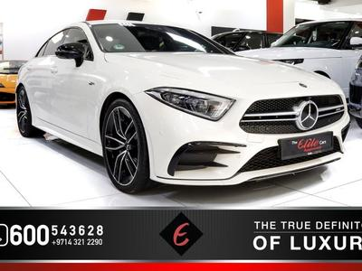 Mercedes-Benz CLS-Class 2019 (2019) MERCEDES CLS 53//AMG WITH 2 YEAR INTER...