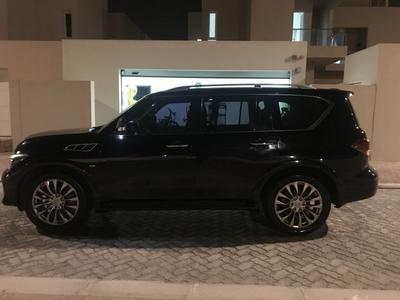 Infiniti QX80 2015 Stunning QX80. Beautifully Looked After Insid...