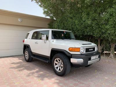 Toyota FJ Cruiser 2017 Stunning FJ Cruiser GXR 2017 GCC Under Warran...