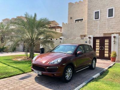 Porsche Cayenne 2013 Super excellent condition Cayenne//full servi...