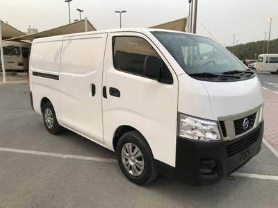 نيسان فان 2014 Nissan urvan model 2014 gcc very celen car