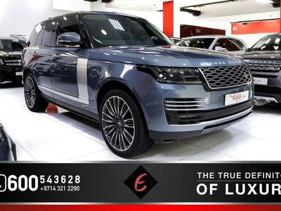 Land Rover Range Rover 2018 (2018) RANGE ROVER VOGUE AUTOBIOGRAPHY WITH R...