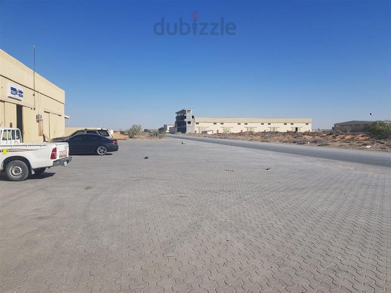Property for Sale photos in Emirates Modern Industrial: limited offer 28245 sq ft industrial land only 790000 in emirates modern industrial Umm al quain - 1
