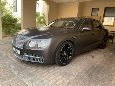 Bentley Continental Flying Spur 2014 Bentley Mulliner, W12 Special Edition only 1 ...