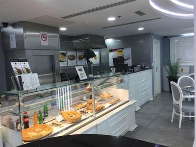 Property for Sale photos in JLT Cluster E: New Restaurant Fully Equipped is Available For Sale in Saba 1 Tower DMCC - 1