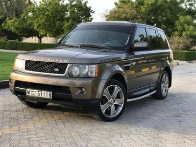 لاند روفر رينج روفر سبورت 2011 RANGE ROVER -SPORT- 2011 - VERY GOOD CONDITIO...
