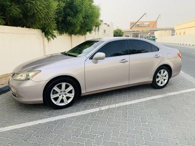Lexus ES-Series 2007 LexusES 350  2007 model.