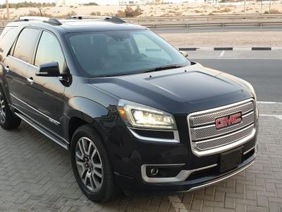 GMC Acadia 2015 FULL OPTION  DENALI  ALL OPTIONS AVAILABLE