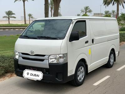 تويوتا هايس 2014 Toyota Haice 2014 Delivery Van White Single O...