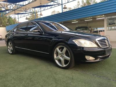 مرسيدس بنز الفئة-S 2008 Mercedes Benz V12 S600L 2008 GCC Spec in Grea...