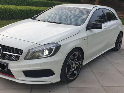 Mercedes-Benz A-Class 2013 A 250 SPORT-No Accidents-Full Agency Service ...