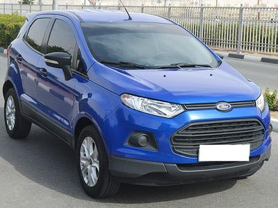 Ford Ecosport 2016 2016 Ford Eco Sport still with Warranty until...